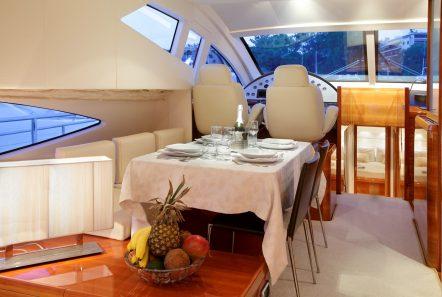 george v motor yacht dining min -  Valef Yachts Chartering - 2609