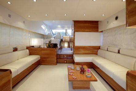 george v motor yacht salon (2) min -  Valef Yachts Chartering - 2617
