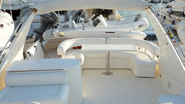 george v motor yacht sun deck min -  Valef Yachts Chartering - 2616