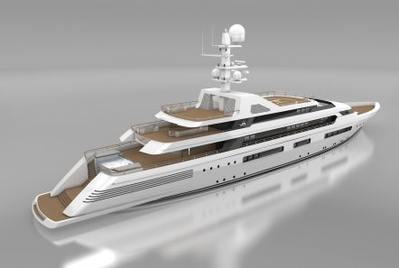 grand ocean mega yacht charter exteriors (3) min -  Valef Yachts Chartering - 3092