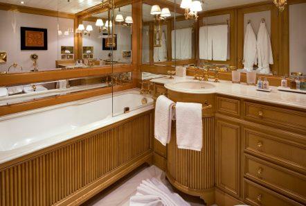 grand ocean mega yacht charter owners bath min -  Valef Yachts Chartering - 3088