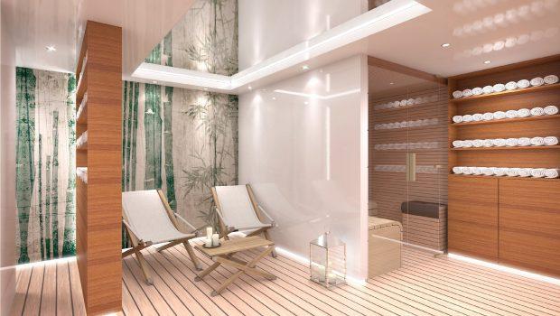 grand ocean mega yacht charter spa wellness min -  Valef Yachts Chartering - 3080