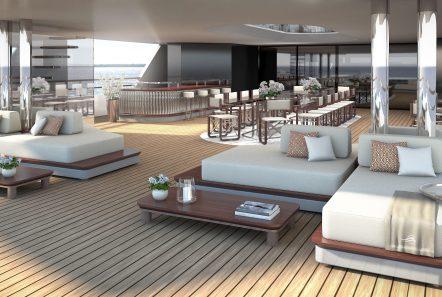 grand ocean mega yacht charter sundeck (2) min -  Valef Yachts Chartering - 3067