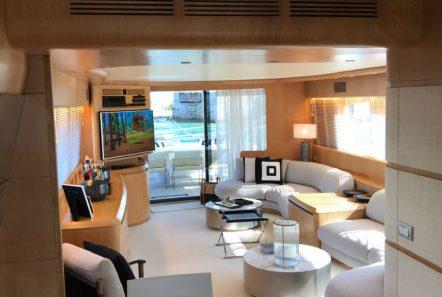irenes motor yacht salon (1) -  Valef Yachts Chartering - 3471