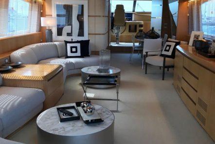 irenes motor yacht salon (3) -  Valef Yachts Chartering - 3469