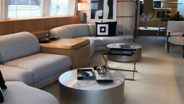 irenes motor yacht salon (4) -  Valef Yachts Chartering - 3468