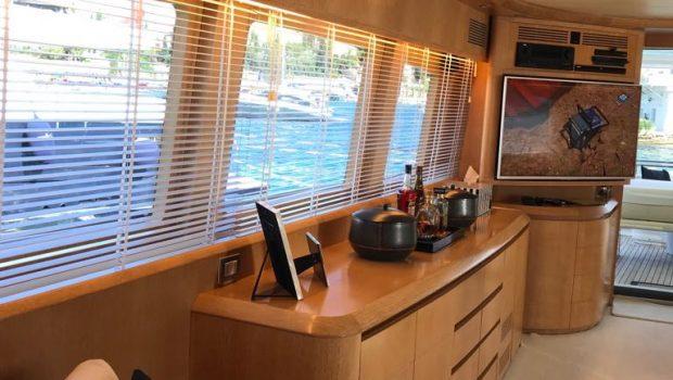 irenes motor yacht salon (6) -  Valef Yachts Chartering - 3466