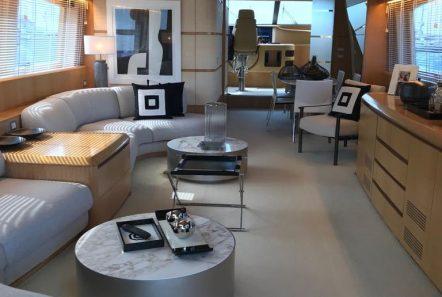 irenes motor yacht salon (7) -  Valef Yachts Chartering - 3473