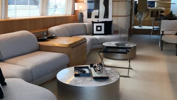 irenes motor yacht salon (8) -  Valef Yachts Chartering - 3472