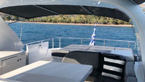 irenes motor yacht sundeck2 -  Valef Yachts Chartering - 3474