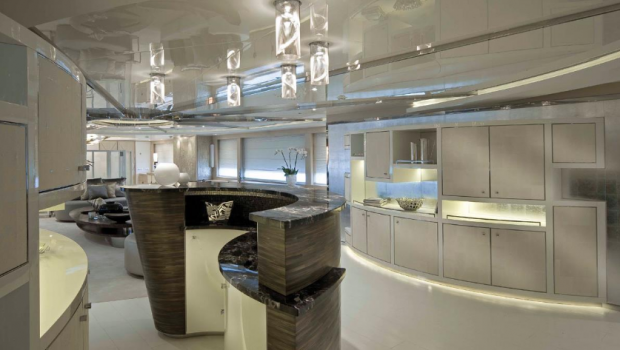 light holic megayacht bar -  Valef Yachts Chartering - 3174