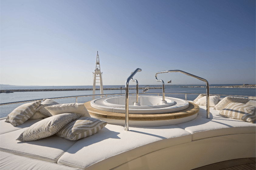 light holic megayacht decks (8) -  Valef Yachts Chartering - 3177