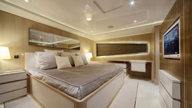 light holic megayacht double1 -  Valef Yachts Chartering - 3166