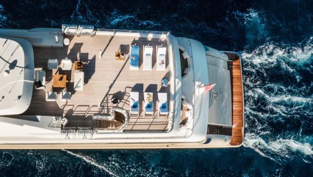 light holic megayacht exteriors (1) -  Valef Yachts Chartering - 3187