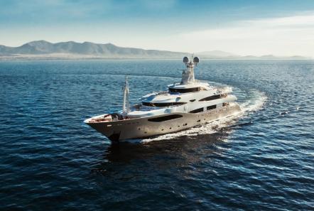 light holic megayacht exteriors (2) -  Valef Yachts Chartering - 3186