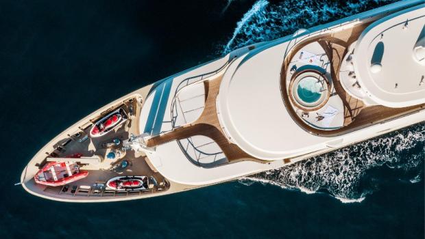 light holic megayacht exteriors (3) -  Valef Yachts Chartering - 3185