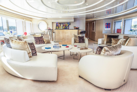 light holic megayacht salon -  Valef Yachts Chartering - 3172