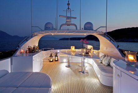 marnaya motor yacht sundeck (2) min -  Valef Yachts Chartering - 2557