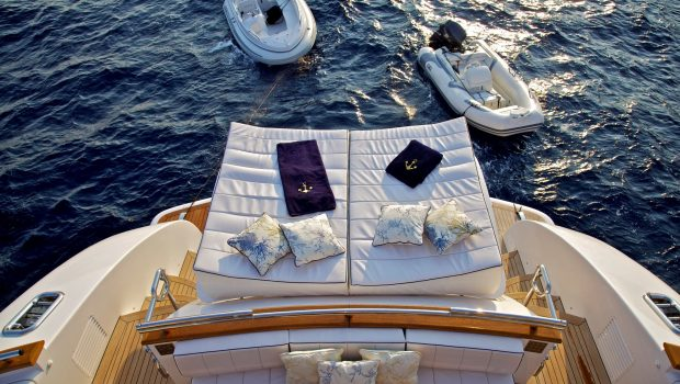 marnaya motor yacht swim platform min -  Valef Yachts Chartering - 2556