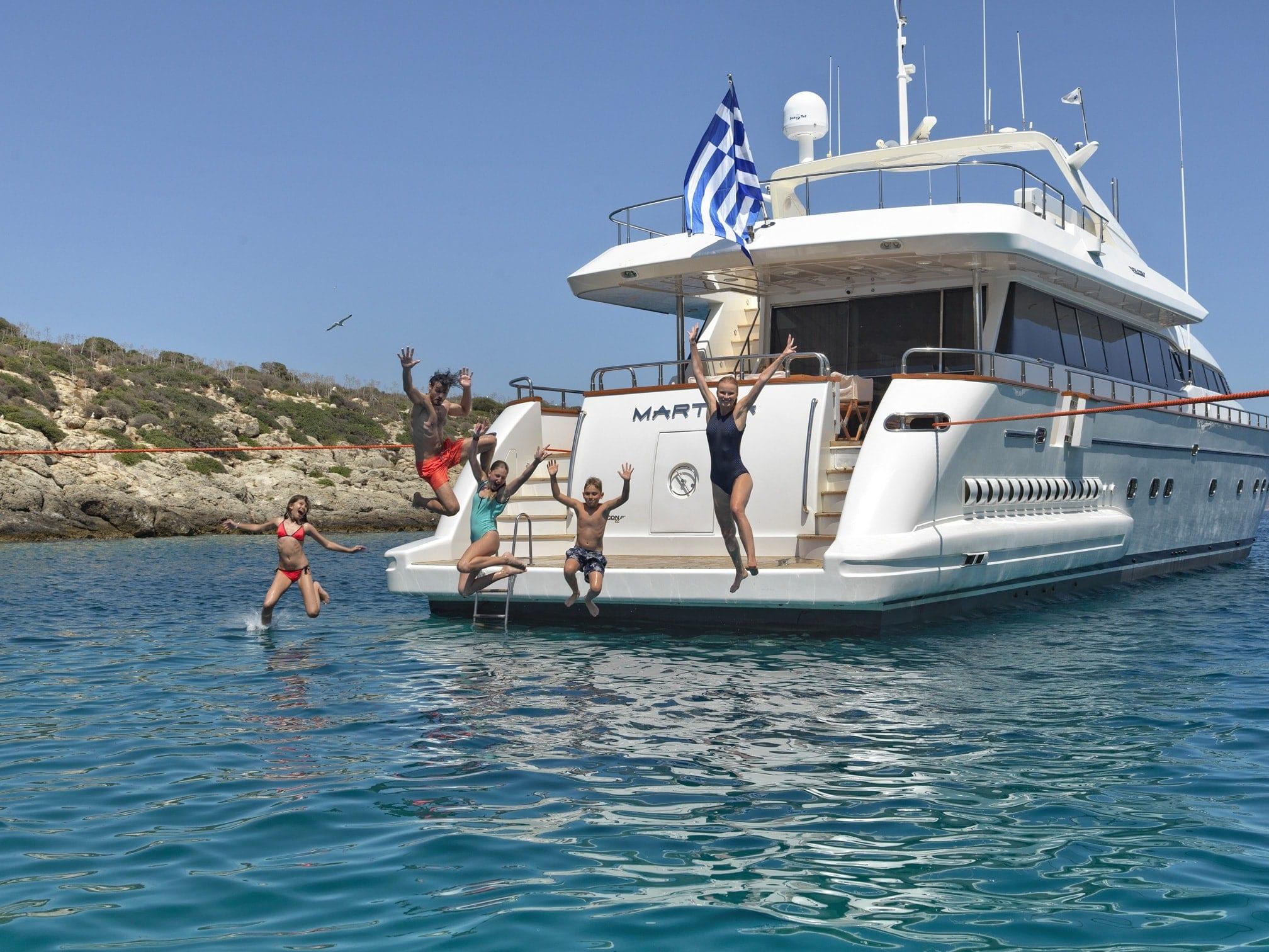 martina motor yacht  (19) min min -  Valef Yachts Chartering - 3210