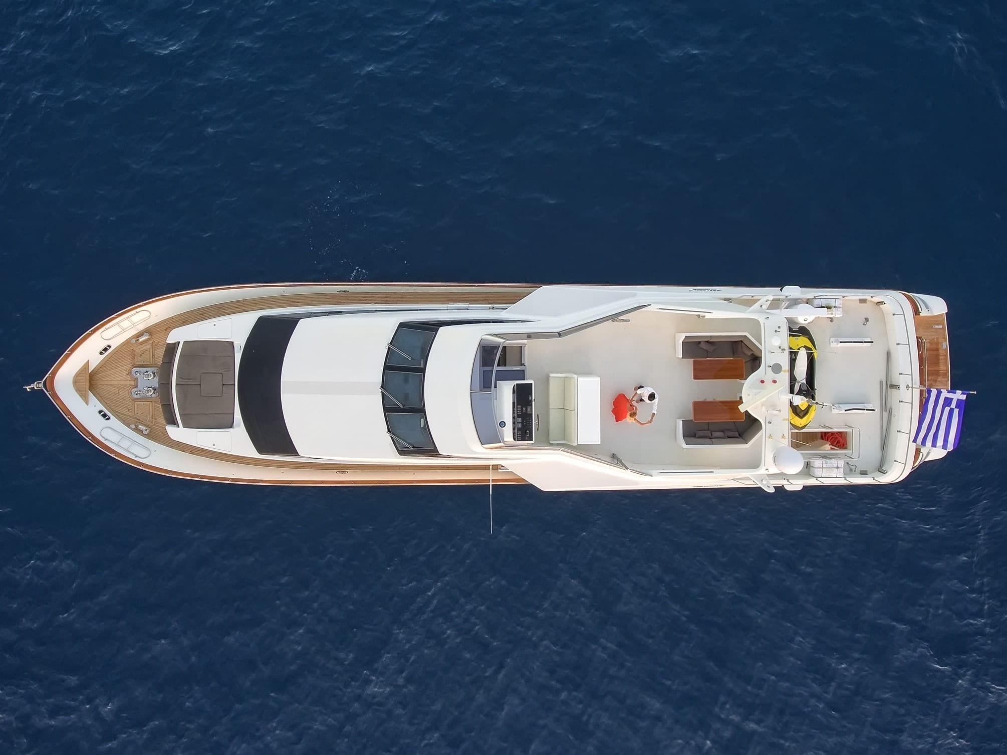 martina motor yacht  (20) min min -  Valef Yachts Chartering - 3209