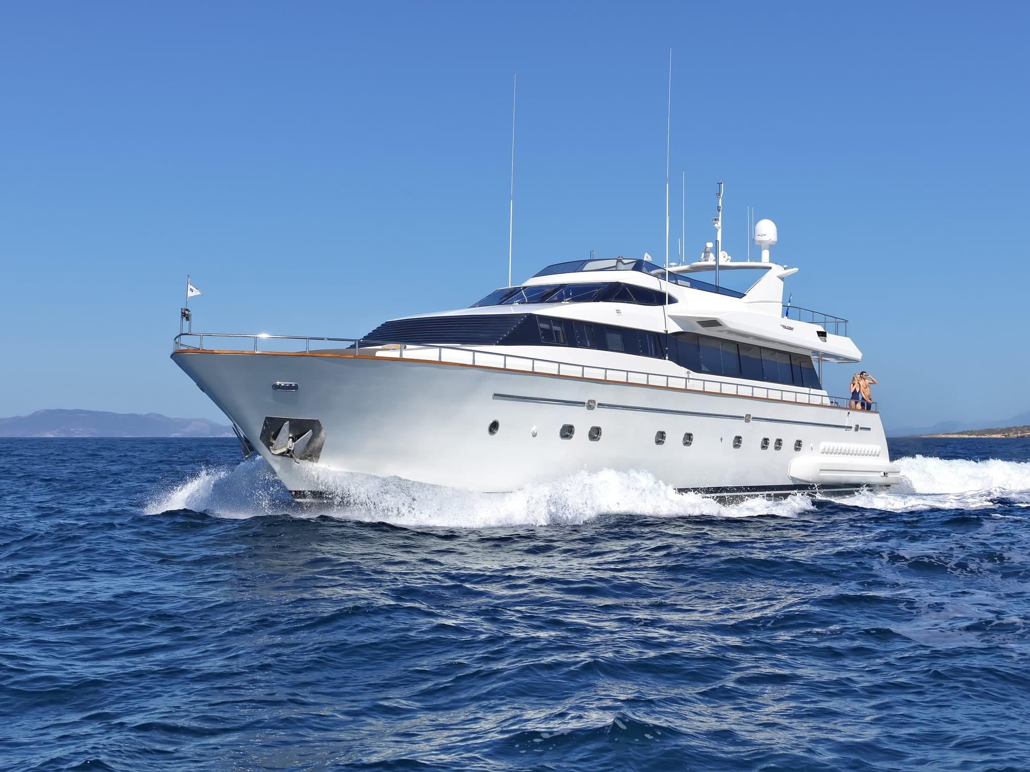 martina motor yacht exteriors (2) min -  Valef Yachts Chartering - 3203