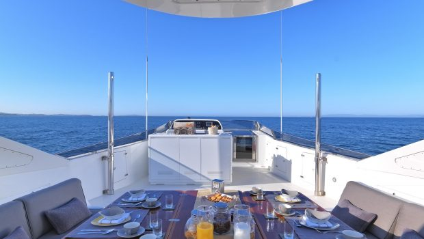 martina motor yacht sundeck (1) min min -  Valef Yachts Chartering - 3216