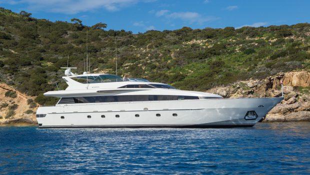 marvi de motor yacht profile min -  Valef Yachts Chartering - 2892