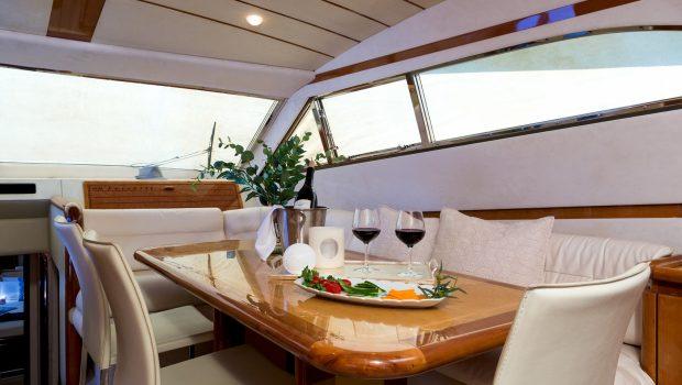 meli motor yacht dining min -  Valef Yachts Chartering - 2904
