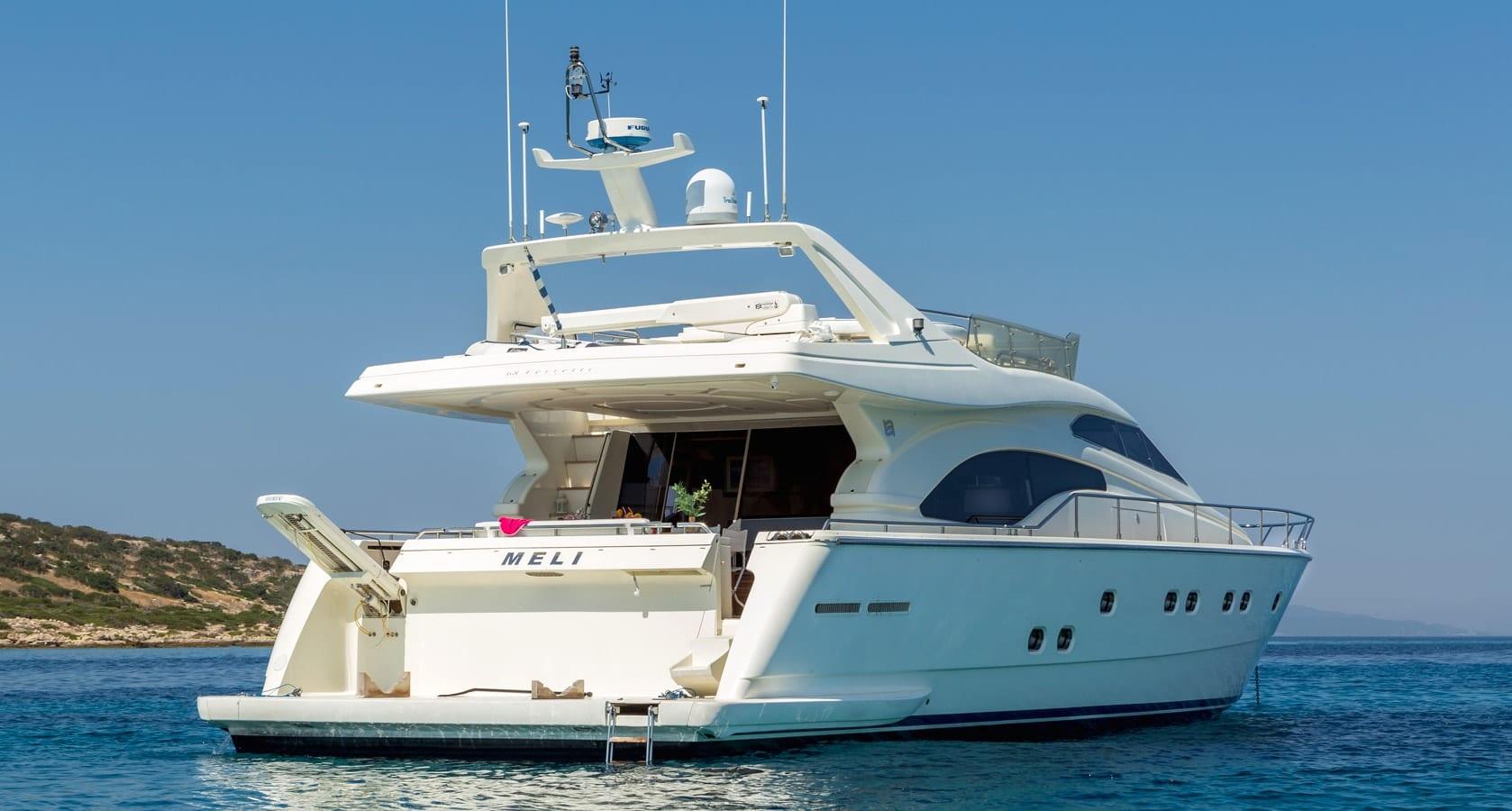 meli motor yacht profile min -  Valef Yachts Chartering - 2901