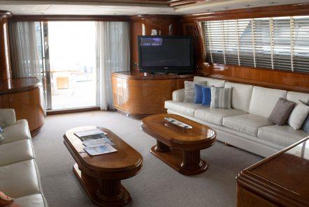 monte carlo falcon motor yacht salon (4) min -  Valef Yachts Chartering - 3132