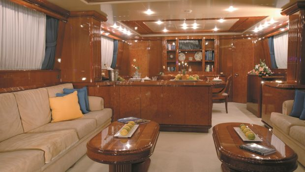 monte carlo falcon motor yacht salon1 min -  Valef Yachts Chartering - 3128