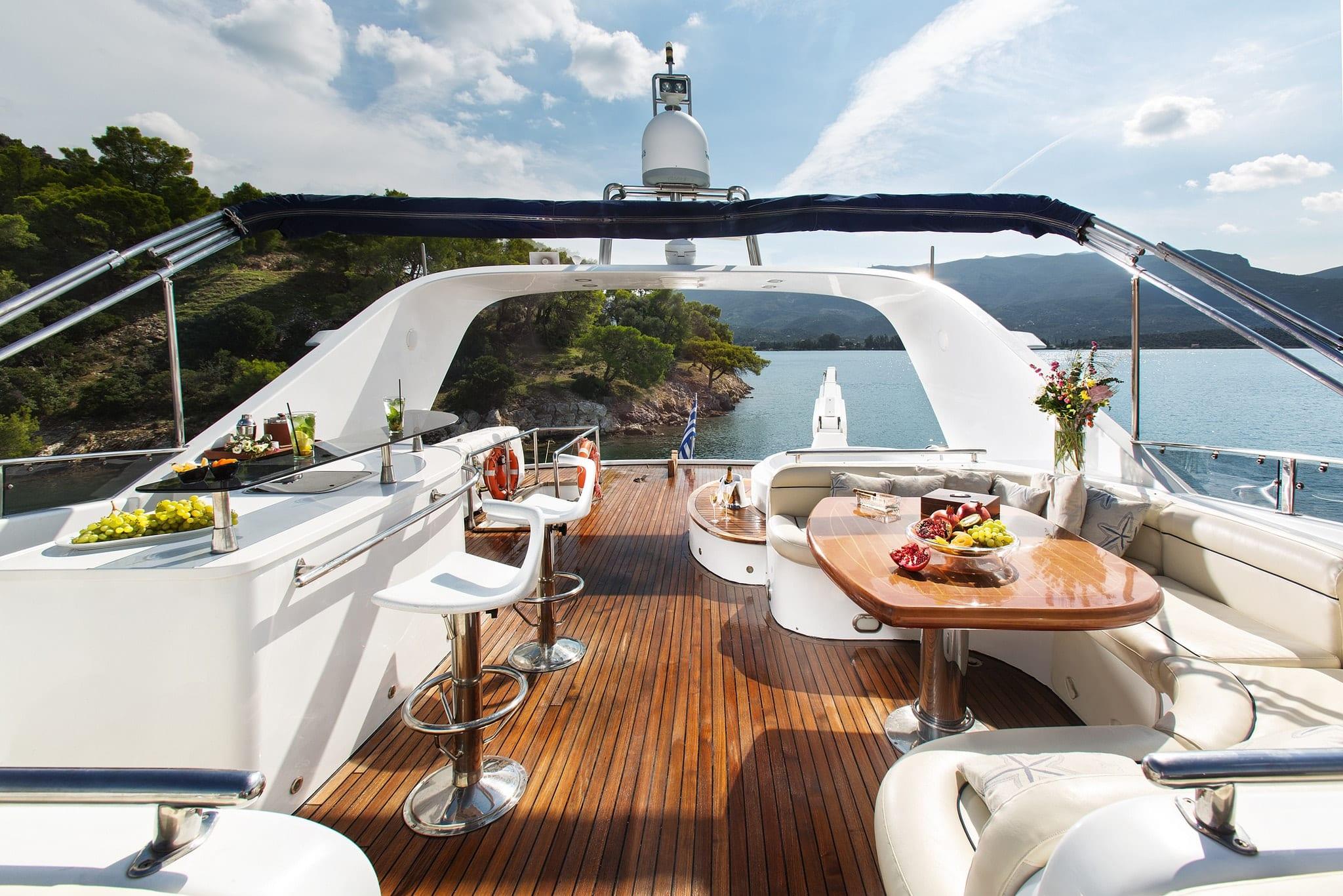 nitta v motor yacht sundeck1 min -  Valef Yachts Chartering - 2542