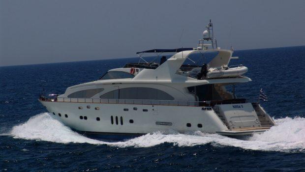 nitta v profile 2 -  Valef Yachts Chartering - 2540