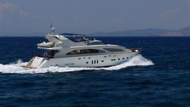 nitta v profile -  Valef Yachts Chartering - 2539