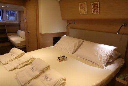 nova catamaran cabins (2) -  Valef Yachts Chartering - 2737