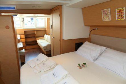 nova catamaran cabins (3) -  Valef Yachts Chartering - 2736