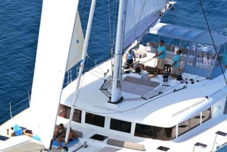 nova catamaran exterior (1) -  Valef Yachts Chartering - 2735