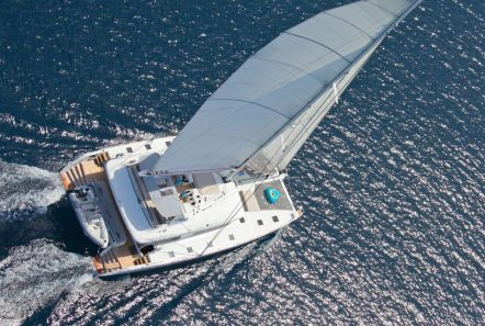 nova catamaran exterior (3) -  Valef Yachts Chartering - 2733