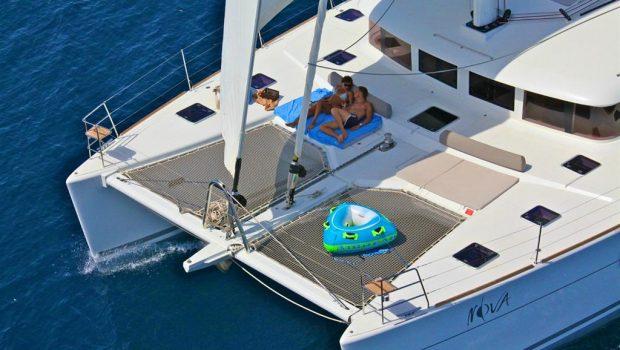 nova catamaran exterior (4) -  Valef Yachts Chartering - 2732