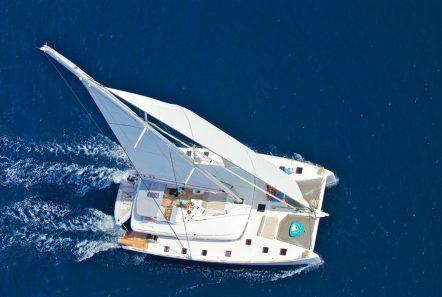 nova catamaran exterior (5) -  Valef Yachts Chartering - 2731