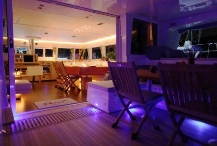 nova catamaran night -  Valef Yachts Chartering - 2729