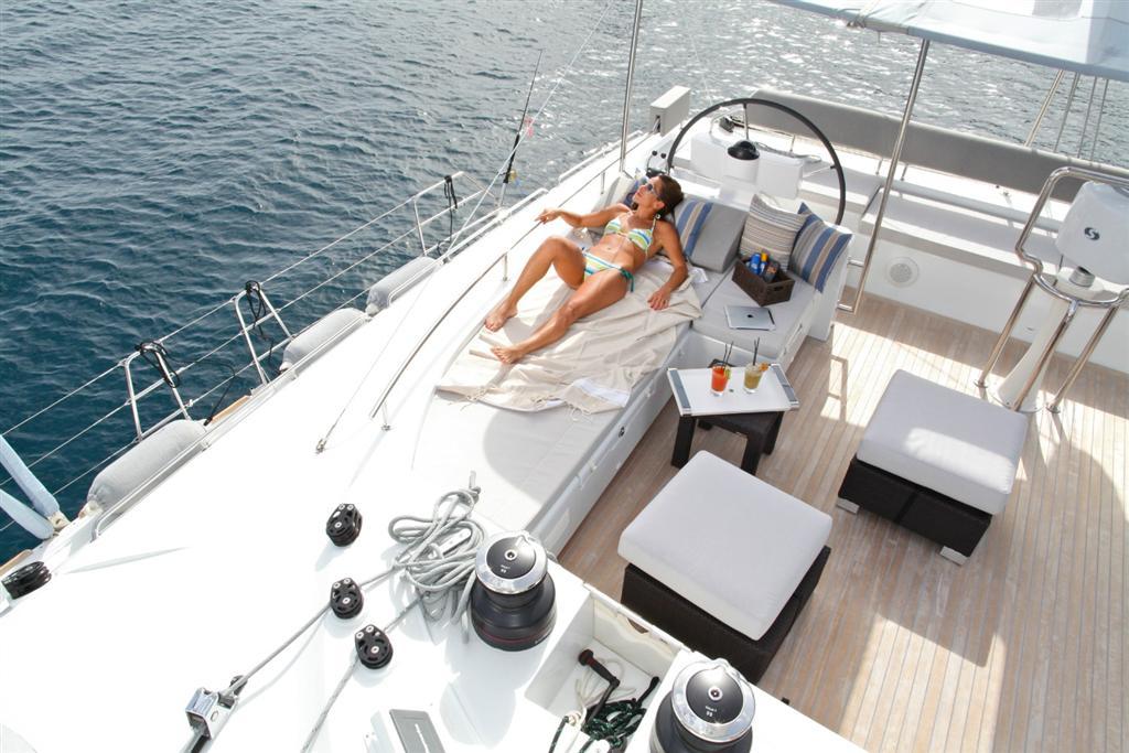 nova catamaran relax -  Valef Yachts Chartering - 2726