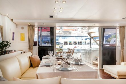 nova catamaran salon (1) -  Valef Yachts Chartering - 2725