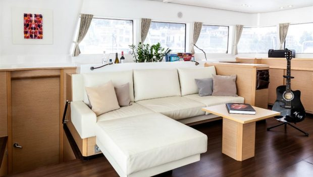 nova catamaran salon (2) -  Valef Yachts Chartering - 2724