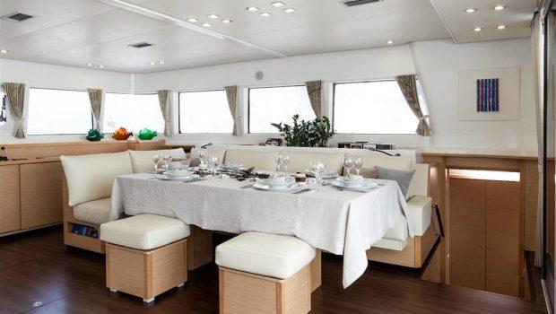 nova catamaran salon (5) -  Valef Yachts Chartering - 2721