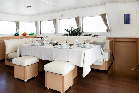 nova catamaran salon (7) -  Valef Yachts Chartering - 2719