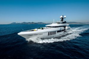 ouranos megayacht exteriors (2) min - Valef Yachts Chartering - 3419