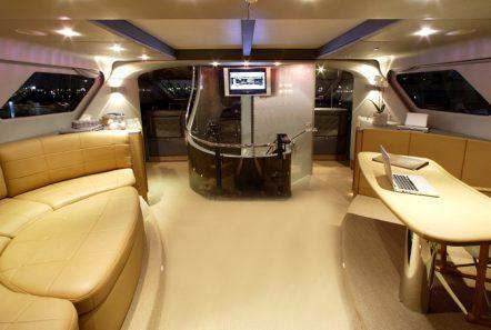 pandion motor yacht interior -  Valef Yachts Chartering - 3386