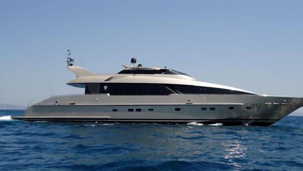 pandion motor yacht profile -  Valef Yachts Chartering - 3415